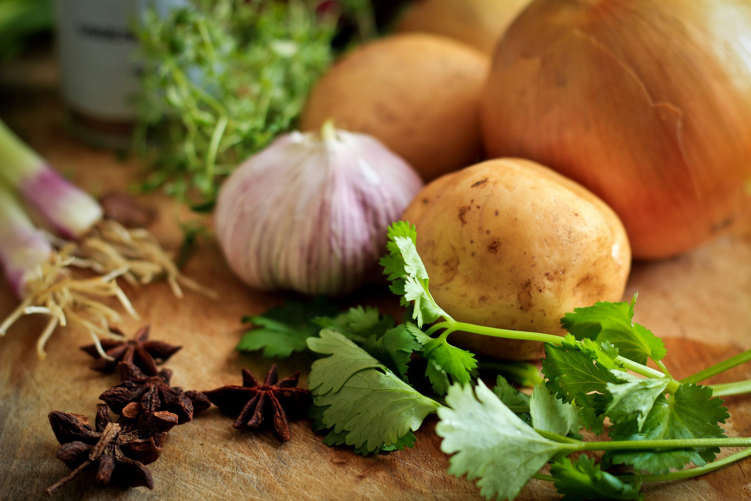 verse groente
